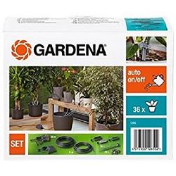 gardena-Bewässerung automatisch-Urlaub