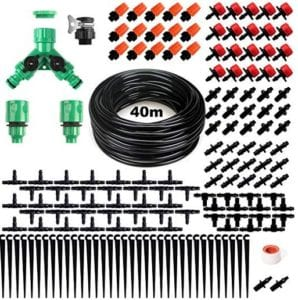 OUTERDO Kit d'irrigation Goutte